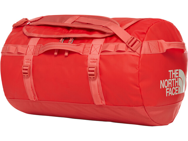 The North Face Base Camp Duffel S juicy red/spiced coral